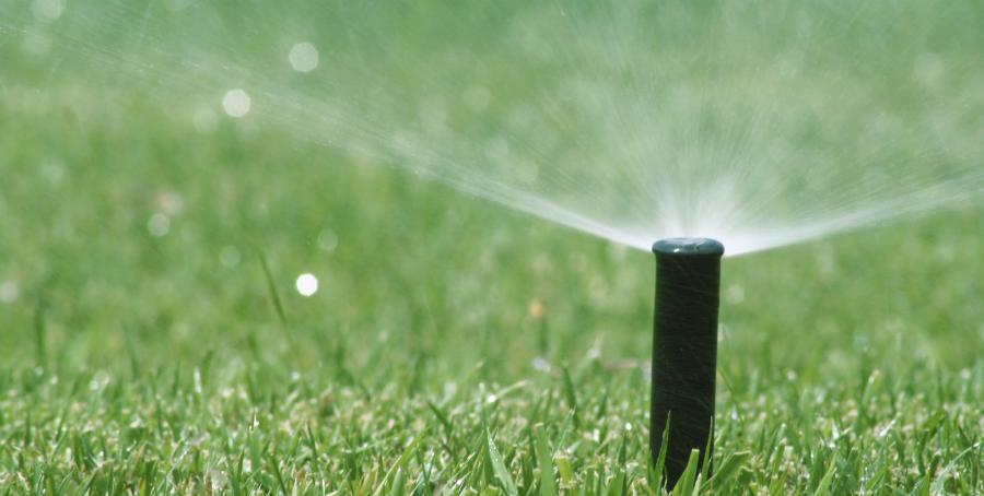 irrigation head